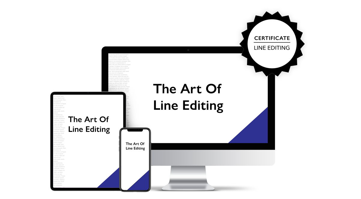 Line editing course