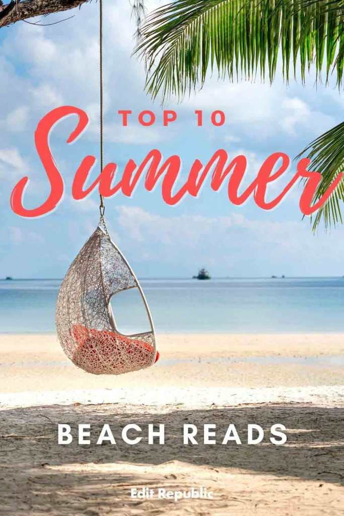 Top 10 beach reads for 2021
