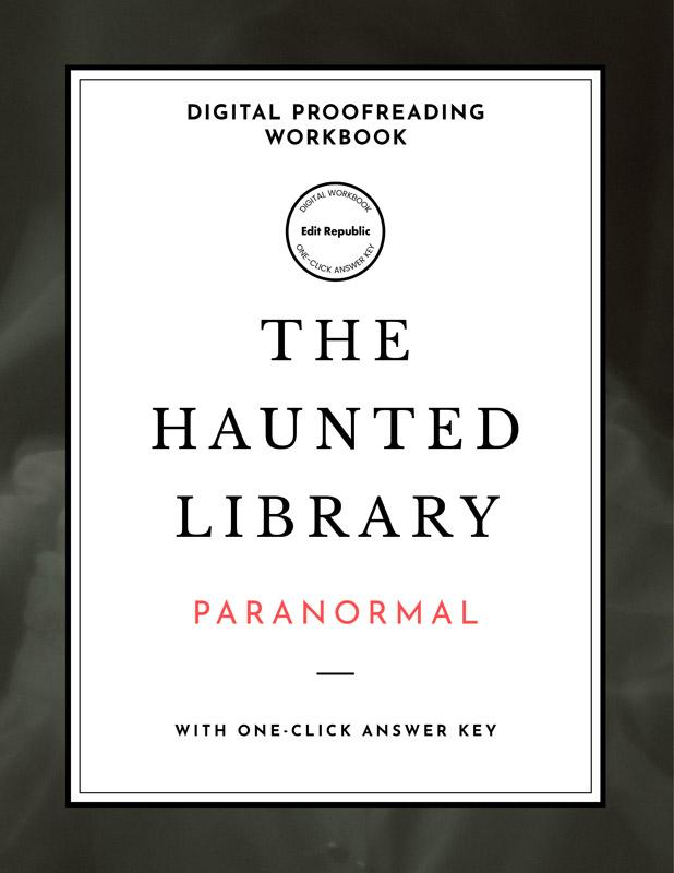 Paranormal Workbook