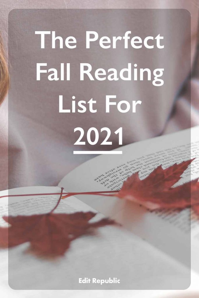 The perfect fall reading list for 2021