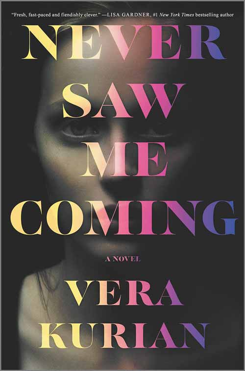 Fall reading list: Never Saw Me Coming
