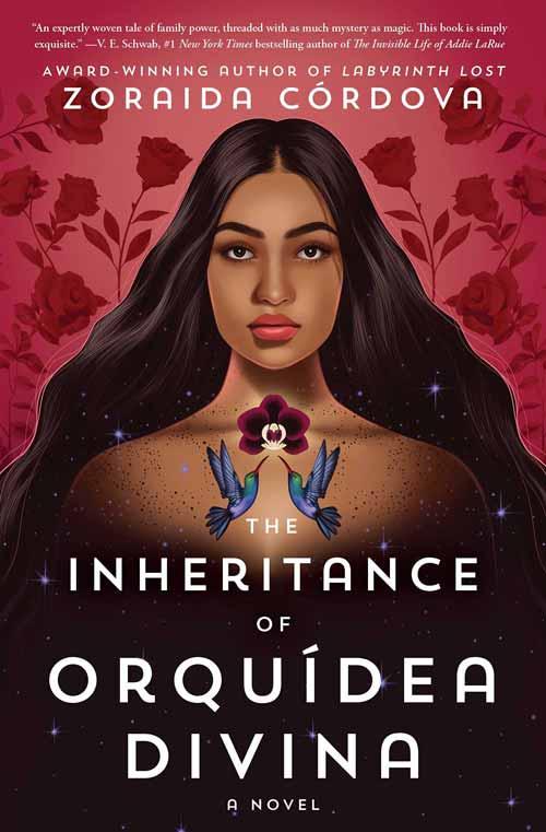 Fall reading list: The Inheritance of Orquidea Divina